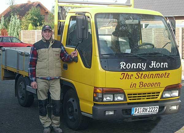 RonnyHorn LKW
