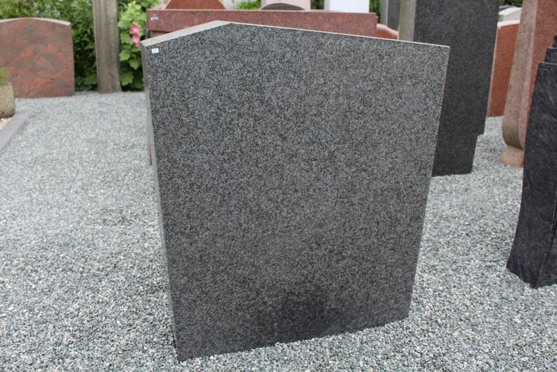 Nr. 217; 85 x 75 x 16cm, Granit grau