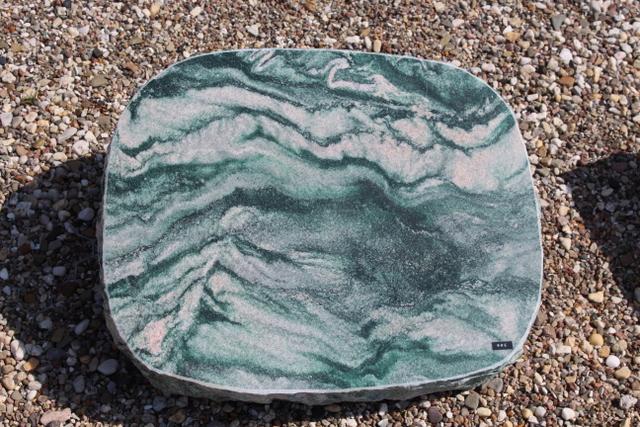 Nr. 309, 50 x 40 x12 cm , Marsi grün