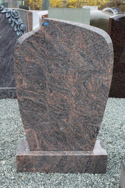 Nr. 136, 50x70x12 cm, Himylaya auf Sockel