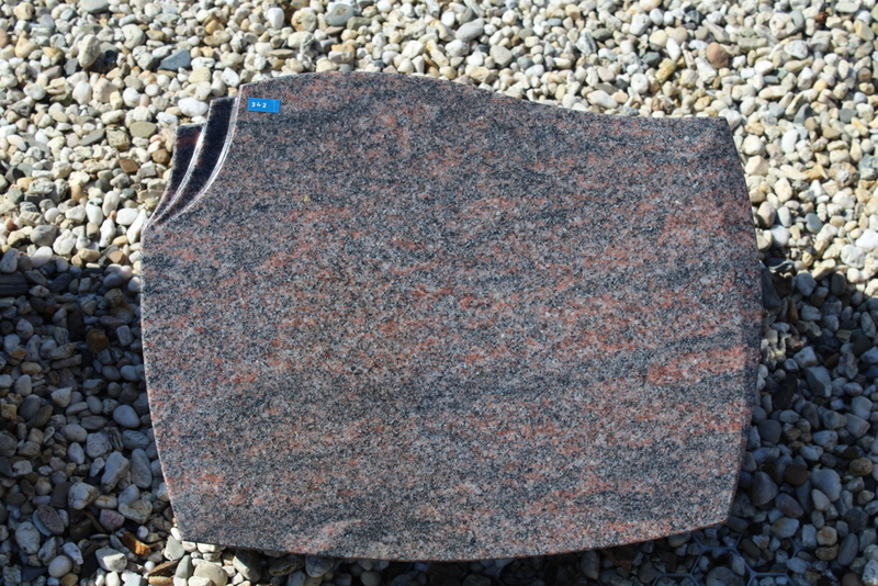 Nr. 342, 45 x 35 x 12 cm, Himalaya Granit