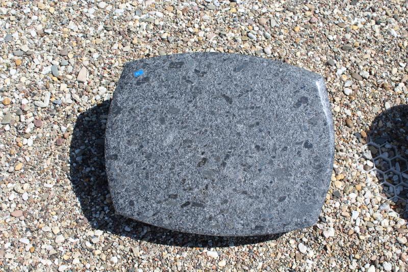 Nr. 359, 50 x 40 x 12 cm, Steel Grey