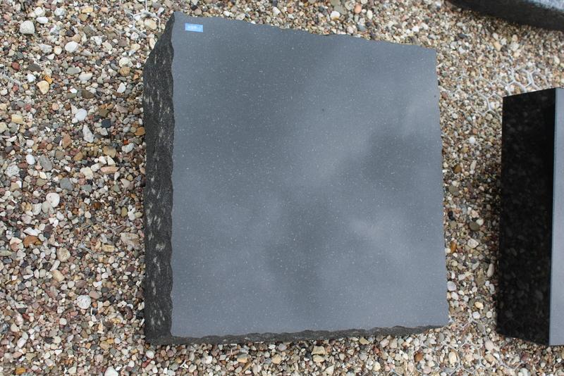 Nr. 320, 40 x 40 x 12 cm , Schwedisch Schwarz