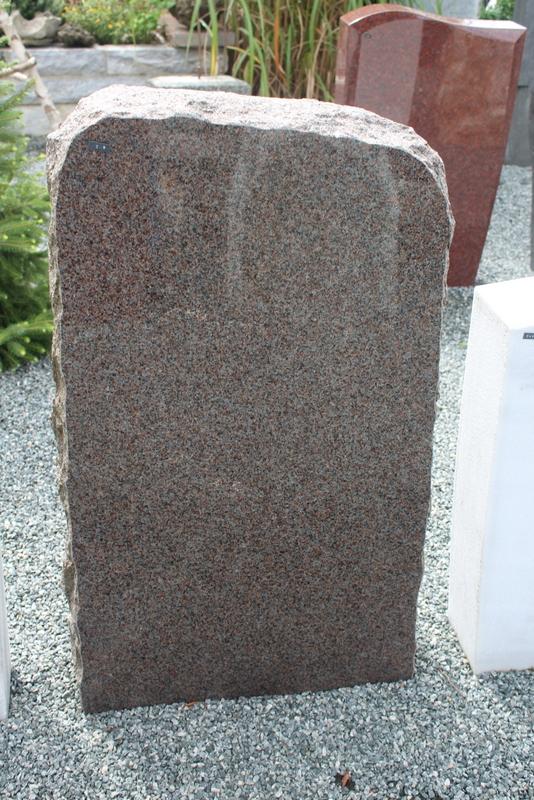 Nr. 249; 50 x 96 x 15cm, dänischer Granit