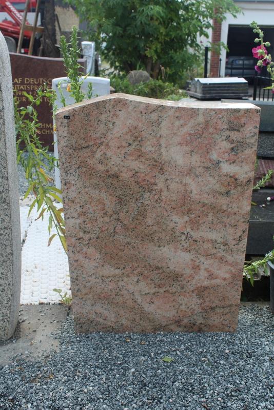Nr. 278, 65 x 85 x 13cm, Granit rosa